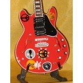 Guitare Miniature Alvin Lee * 10 Years After