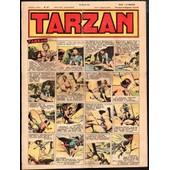 Tarzan N� 20 Du 28 Janvier 1947. de edgar rice burroughs