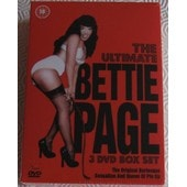The Ultimate Bettie Page 3 Dvd Box Set - The Original Burlesque Sensation And Queen Of Pin Up - Coffret 3 Dvd de Irving Klaw