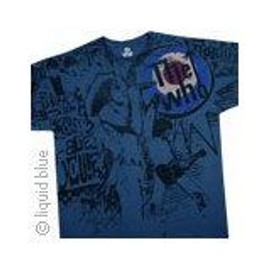 T-Shirt The Who - Who Are You - Homme - X Large - Import Direct USA