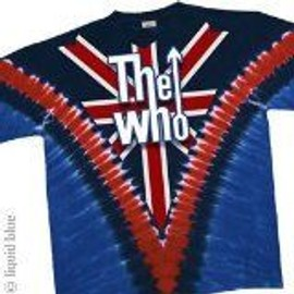 T-Shirt The Who - Long Live Rock - Homme - X Large - Import Direct USA