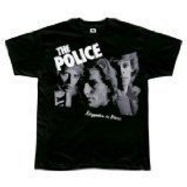 T-Shirt Police - Regatta De Blanc - Homme - X Large - Import Direct USA