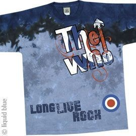 T-Shirt The Who - Be It Dead Or Alive - Homme – Large - Import Direct USA