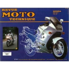 Revue Technique Moto Honda Vfr 750 F