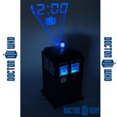 R�veil Tardis Dr Who Projection