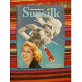 Publicit� Ancienne (Avril 1958) Pour Le Shampooing Sunsilk (Photo De Jean Coquin)
