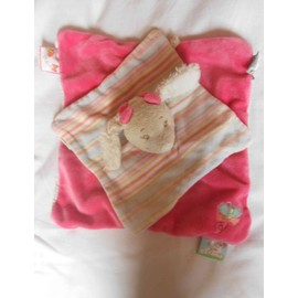 Doudou Noukie's Chienne Scuba Rose Noukies Chien Plat