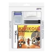 Ds Kirikou + Pack Elements Pour Nintendo Dslite