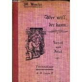 Wer Mill Der Fann - Fin Buch Fur Altere Unfanger - Classe De Troisieme B (2e Langue) / 4e Editon. de M.BOUCHEZ