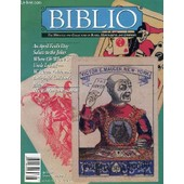 Biblio, The Magazine For Collectors Of Books, Manuscripts And Ephemera, Vol. 2, N� 4, April 1997 (Contents: An April Fool's Day. Where Oh Where Is Uncle Lunbin ? - W. Heath Robinson's ... de COLLECTIF
