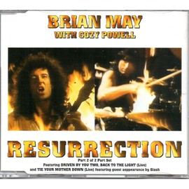 Resurrection -Part Two Of 2cds-