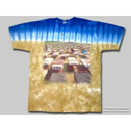 T-Shirt Pink Floyd - Momentary Lapse (Beds) - Homme - Small - Import Direct USA