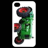 Coque Iphone 4 / Iphone 4s Vintage Tracteur