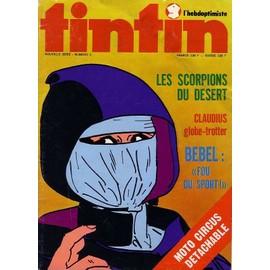 Tintin L'hebdoptimiste N� 5