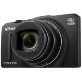 NIKON Coolpix S9700 - noir