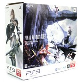 Console Playstation 3 Collector Final Fantasy Xiii-2 Lightning Edition Ver.2 - Import Japon