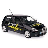 Renault Clio 1,9 Dci France Info 1/43 Norev