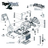 Helice Pour Robot Tiger Shark