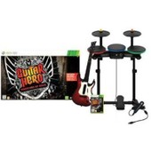 Guitar Hero 6 - Warriors Of Rock + Guitare + Batterie + Micro