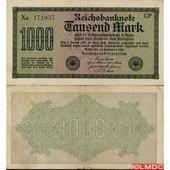 Billets Collection Allemagne Pk N� 76 - 1000 Mark