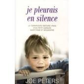 Je Pleurais En Silence de Joe Peters
