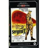 Sergent X de Bernard Borderie