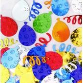 Confettis De Table Ballon/Serpentin (Sachet De 14 G) Le Geant De La Fete