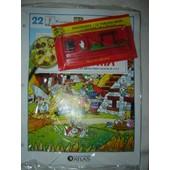 Le Village Asterix Edition Atlas N� 22 : Panoramix + Tableau + Entr�e Ecole