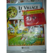 Le Village Asterix Edition Atlas N� 26 : Goudurix + Son Char