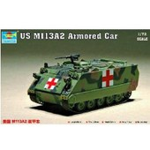 Maquette Char : Us M 113a2 V�hicule Blind�