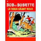 Bob Et Bobette N� 186 : Le Doux G�ant Roux ( �dition Originale ) de willy vandersteen