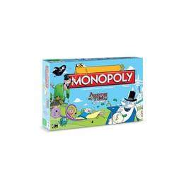 Adventure Time Jeu De Plateau Monopoly *Anglais*