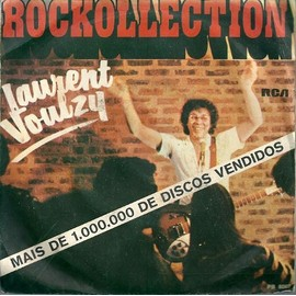 rockollection parts 1 & 2 (pressage Portugal)