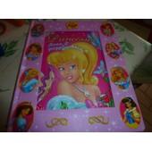 Livre Puzzle Princesses de TOURNEBRIDE