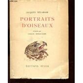 Portraits D'oiseaux. de jacques delamain