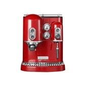 Kitchenaid Artisan 5KES2102 - Machine � caf� avec buse vapeur