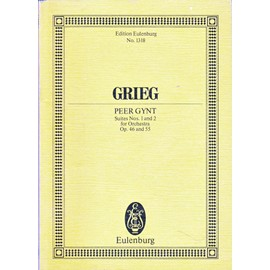 Edvard Grieg, Peer Gynt