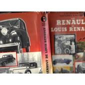 Les Renault De Louis Renault Pierre Dumont de PIERRE DUMONT