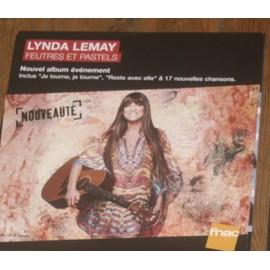 plv 30x30cm souple magasin fnac LYNDA LEMAY feutres et pastels 2013