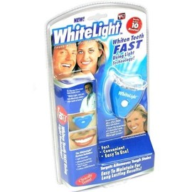 Blanchiment Des Dents Blanchissant Dentaire Blanchisseur Kit Whitelight Gel Made In Usa Blancheur Blanches Dentiste Cr�me Lampe Uv Neuf