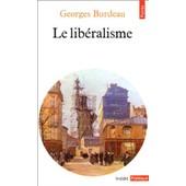 Le Liberalisme de georges burdeau