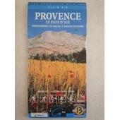 Provence Le Pays D'aix - 1/50 000 de Collectif