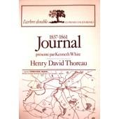 Journal 1837-1861 de henry-david thoreau