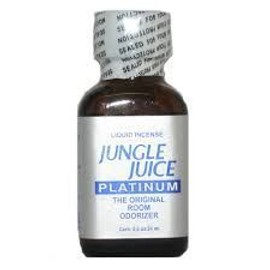 Poppers Import Angleterre : Poppers Arome Jungle Juice Platinum Big 24 Ml / Poppers Jungle Juice Platinum Big Lot De 1 Poppers Jungle Juice Platinum Big