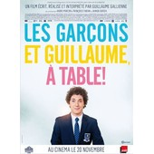 Les Gar�ons Et Guillaume, � Table ! Combo Blu-Ray + Dvd + Dvd La Pi�ce De Th��tre