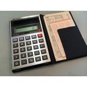 Calculatrice Sharp El-350