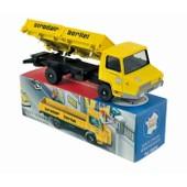Berliet Camion Stradair Benne Basculante Lat�rale 1/43 Cij S�rie Limit�e 1111 Ex