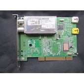 Carte PCI Medion TV-Tuner 7134