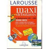 Maxi Debutant France de ren� lagane