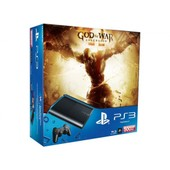 Console Ps3 Ultra Slim 500 Gb - God Of War Ascension
